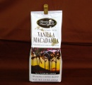 HAWAIIAN ISLES KONA COFFEE CO. KONA VANILLA MACADAMIA NUT WHOLE BEAN バニラマカダミアナッツ(粒) 283g