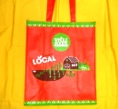 WHOLE FOODS エコ バッグ SUPPORT LOCAL